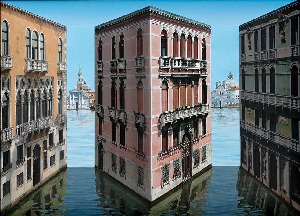 Very Venice <p>2017 | Edition 5 | 49 x 63 x 13.5 cm / 19¼ x 24¾ x 5¼ in</p>