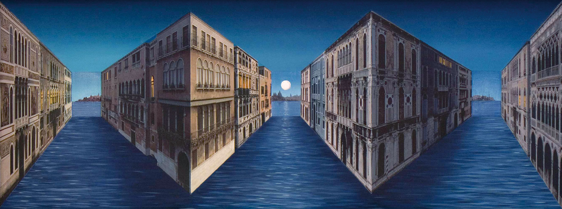 Blue Moon <p>2009 | Edition 5 | 76 X 173 X 25 cm / 30¾ x 68⅛ x 9⅞ in</p>