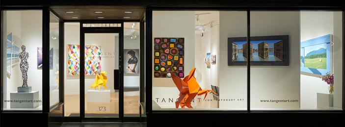 Galleries Representing Patrick